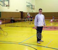 Большой теннис в БГУФК
