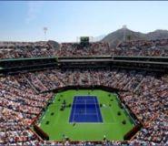 На турнире в Индиан-Уэллсе установлен рекорд посещаемости