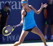US Open. Виктория Азаренко победно стартовала на открытом чемпионате США