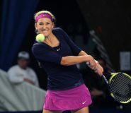 Азаренко выиграла теннисный турнир в Люксембурге