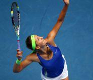 Australian Open 2012. Виктория Азаренко в 1/8 финала
