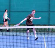 Новый набор НОЯБРЬ. Выходные дни ТЕННИС 2012. Большой Теннис в ФОК «Серебрянка»