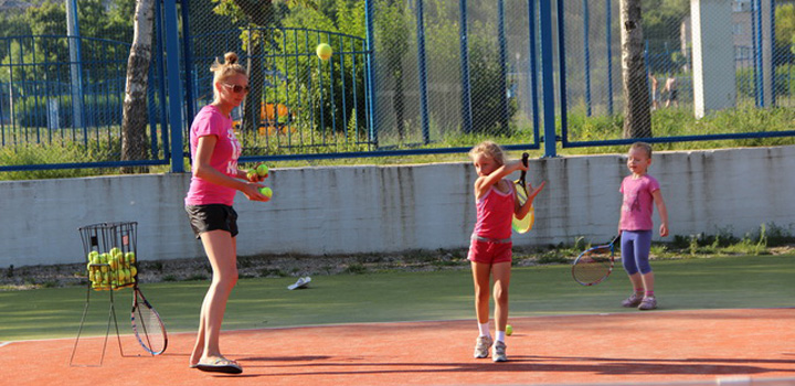 Теннис. Польза для организма